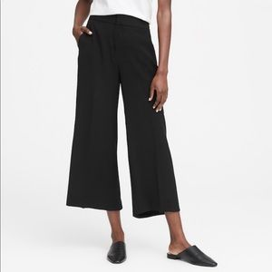 THE LIMITED cropped wide leg